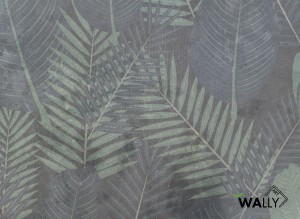 Carta da parati wallpaper Leaf