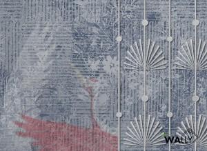 Carta da parati wallpaper Marabù