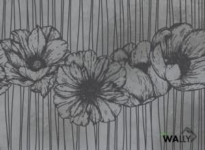 Carta da parati wallpaper Anemone