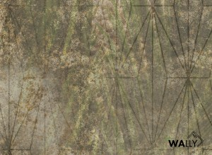 Carta da parati wallpaper Grid