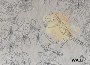 Carta da parati wallpaper Dab